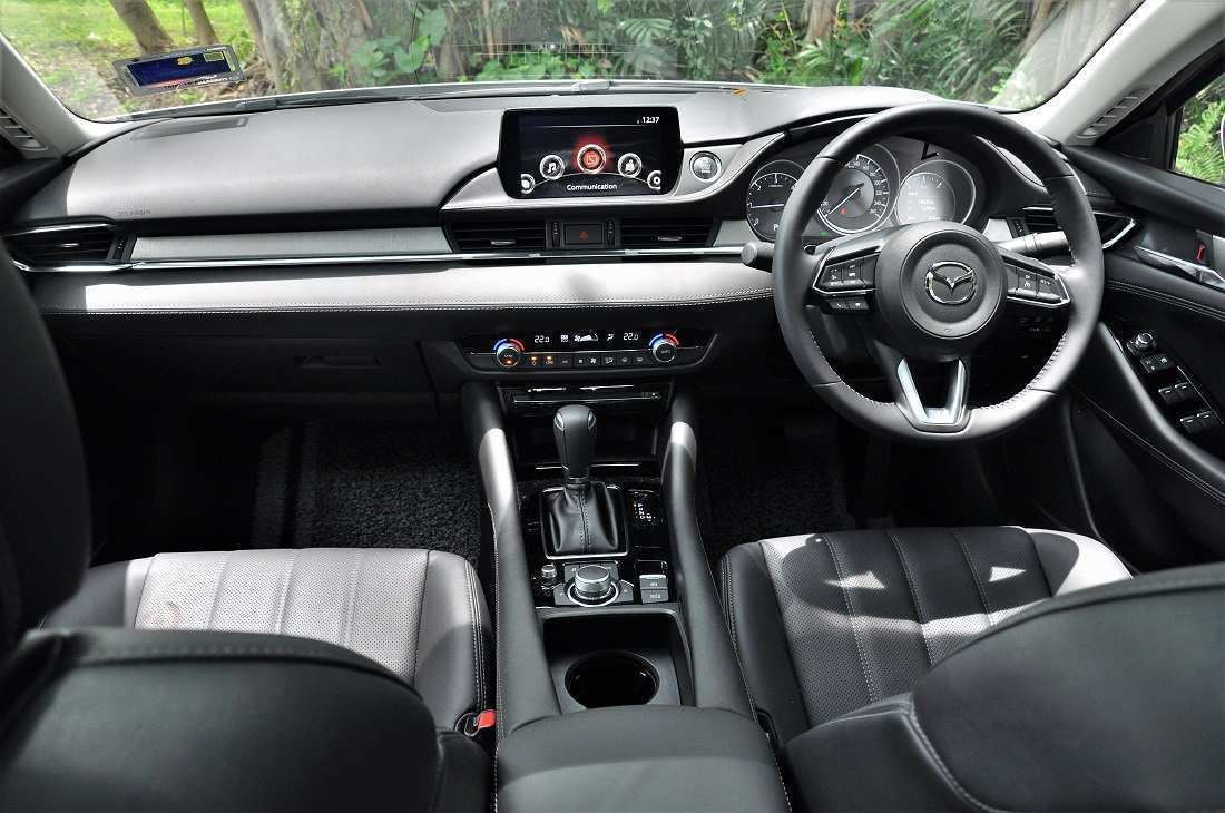 11 All New Mazda 6 2019 Interior Release