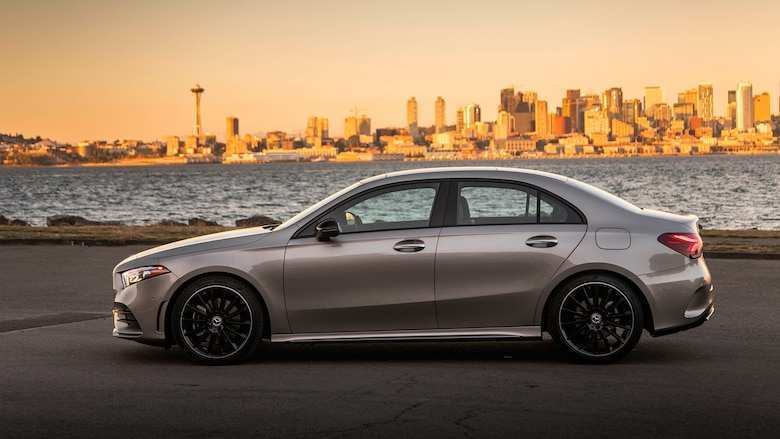 11 All New Mercedes 2019 A Class Pictures