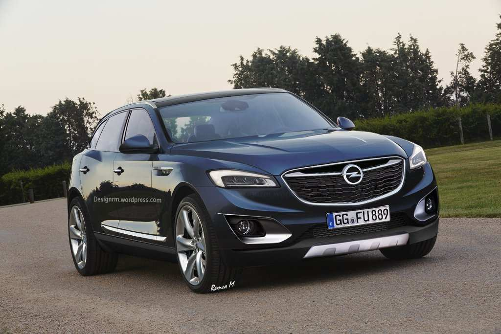 11 All New Nuovo Suv Opel 2020 Pictures