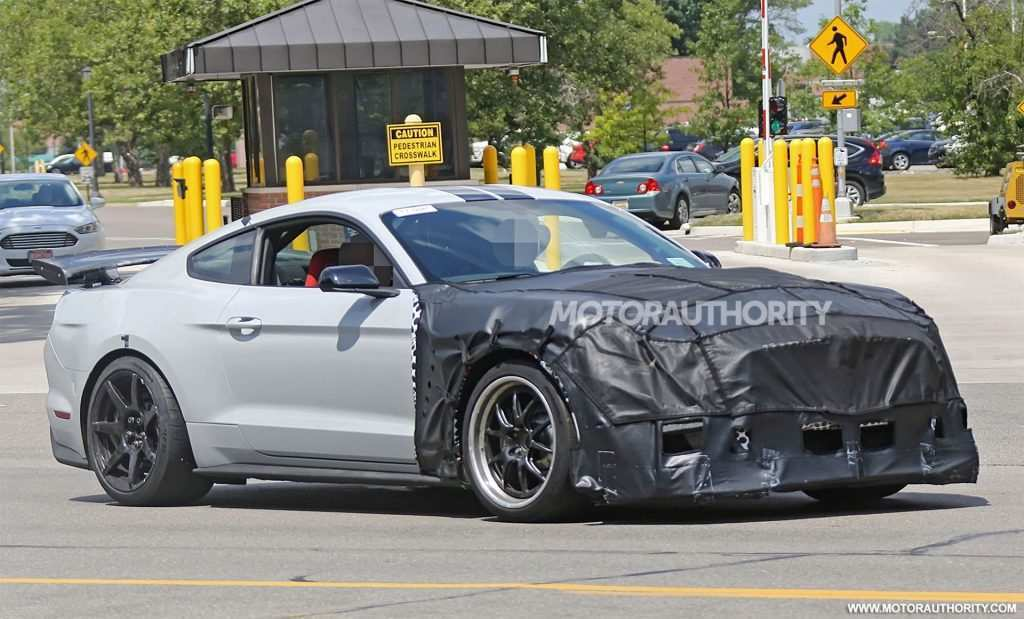 11 All New Spy Shots Ford Mustang Svt Gt 500 Release Date And Concept