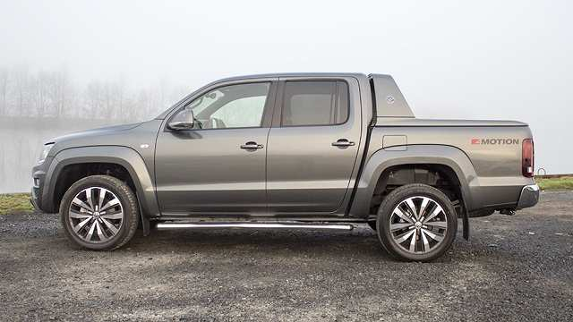 11 All New Volkswagen Pickup 2020 Engine