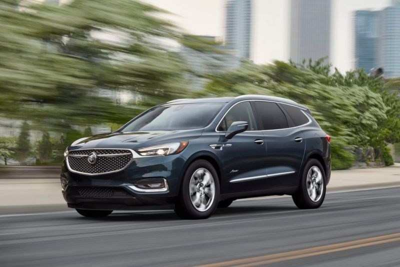11 Best 2019 Buick Enclave Spy Photos Rumors