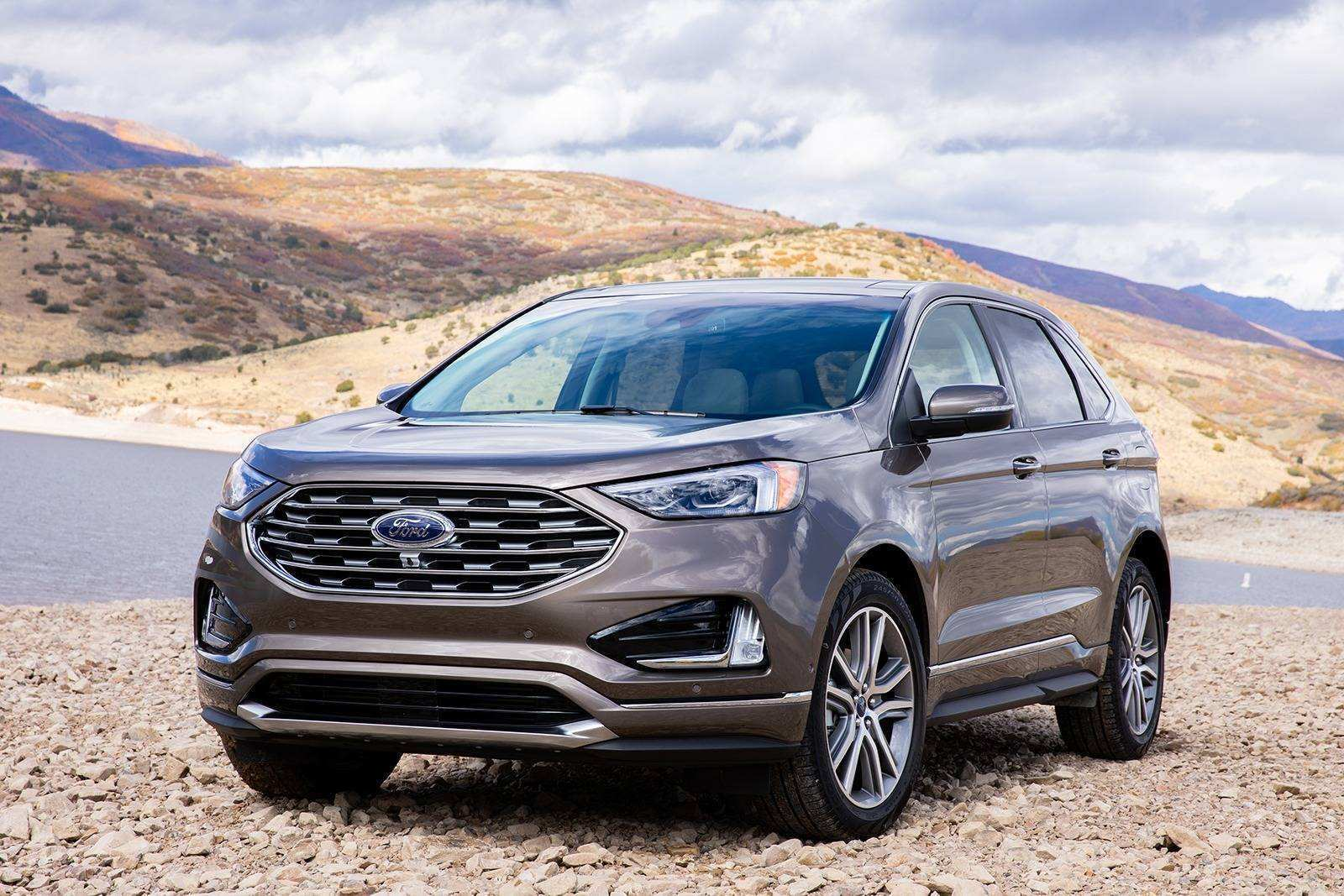 11 Best 2019 Ford Edge Spy Shoot
