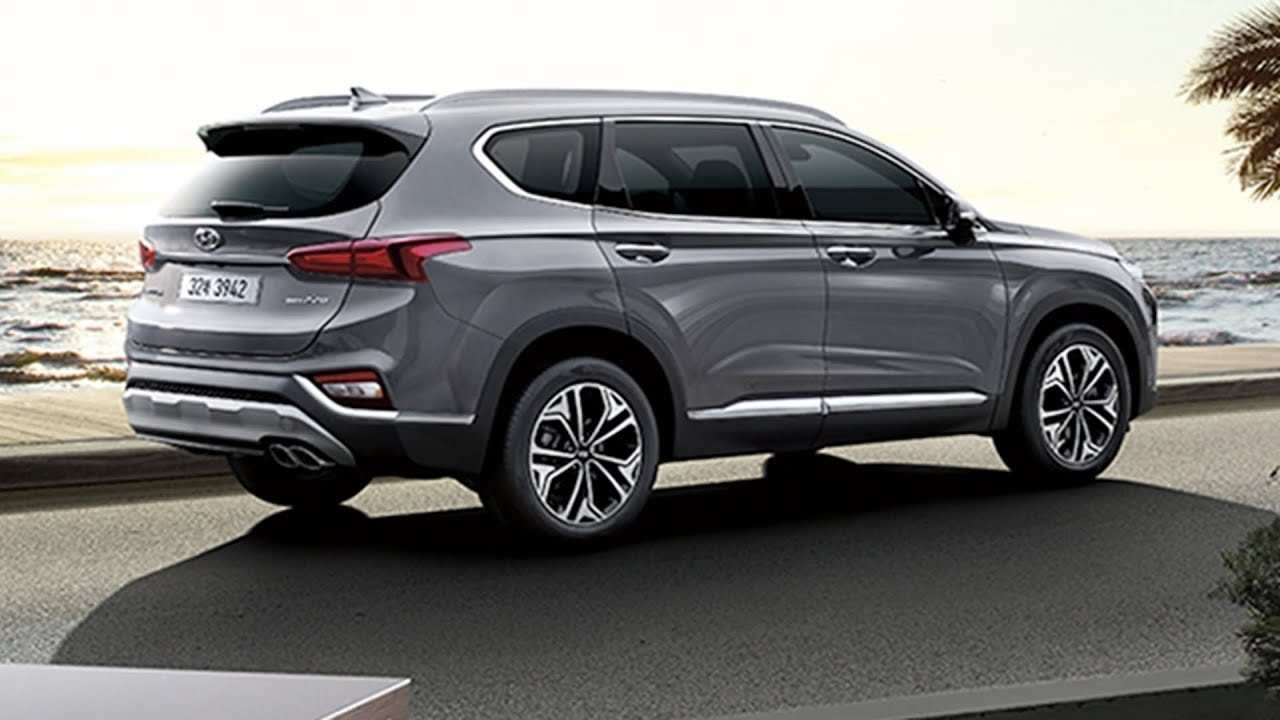 11 Best 2019 Hyundai Santa Fe Redesign And Review