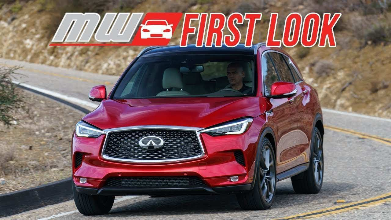 11 Best 2019 Infiniti Qx50 First Drive Pictures