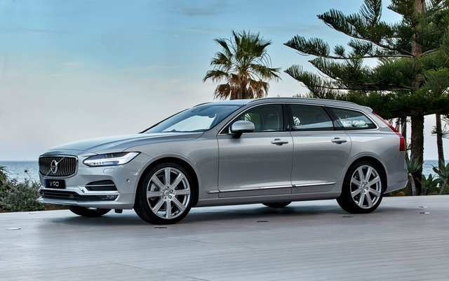 11 Best 2019 Volvo V90 Specification Performance