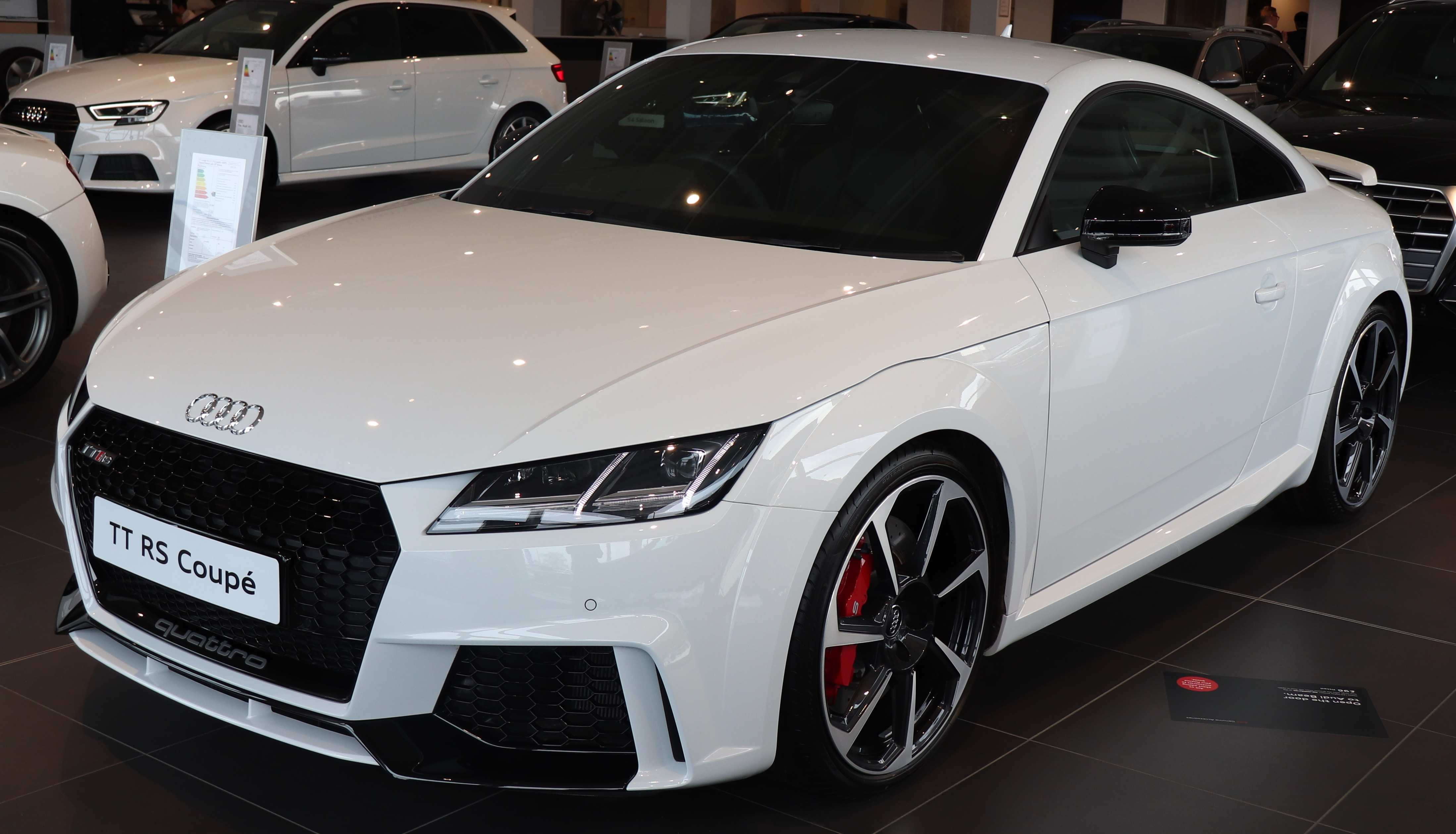 11 Best 2020 Audi Tt Rs Performance