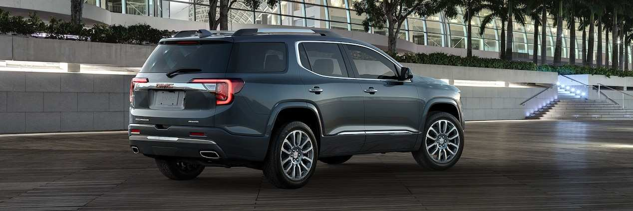 11 Best 2020 Gmc Acadia Denali Price