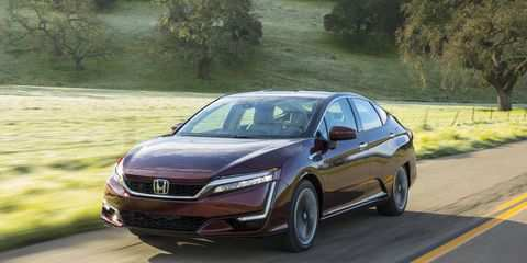 11 Best 2020 Honda Fcev Engine