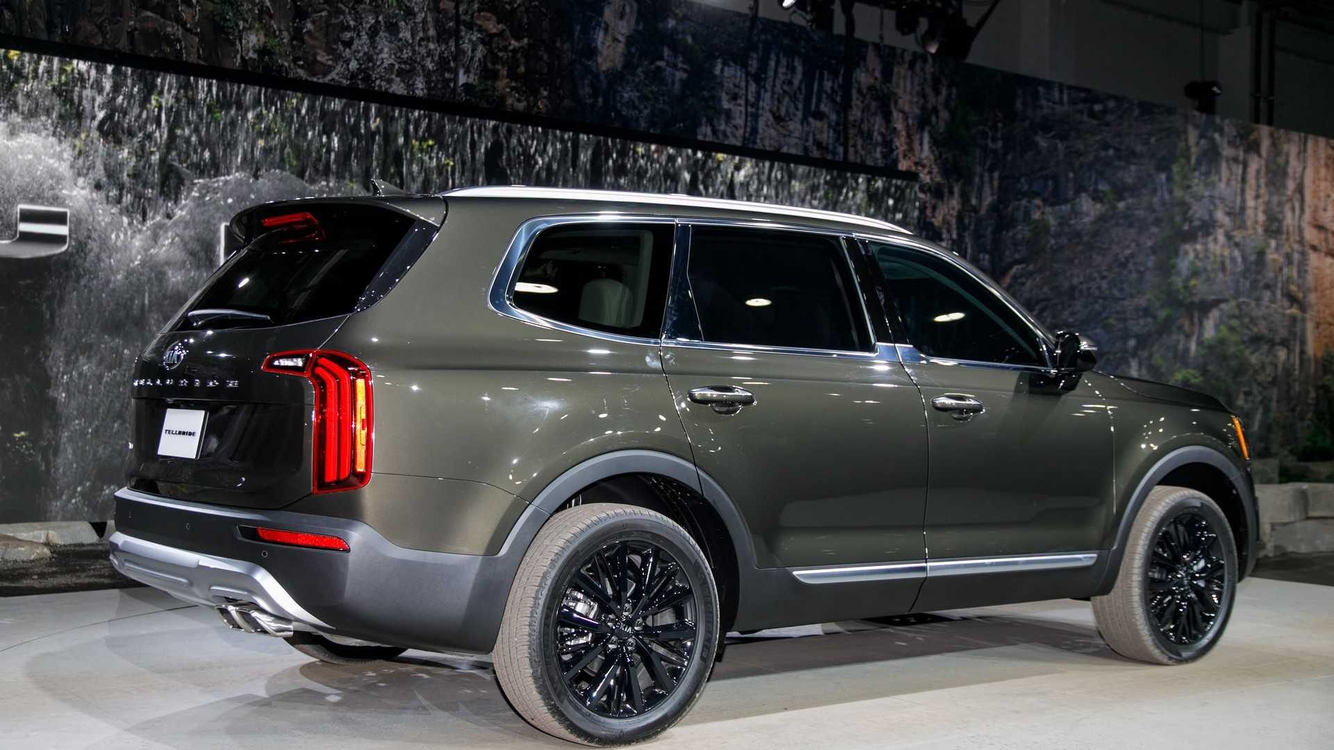 11 Best 2020 Kia Telluride Black Copper History