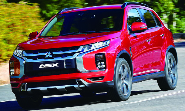 11 Best Mitsubishi Asx 2020 Hybrid New Model And Performance