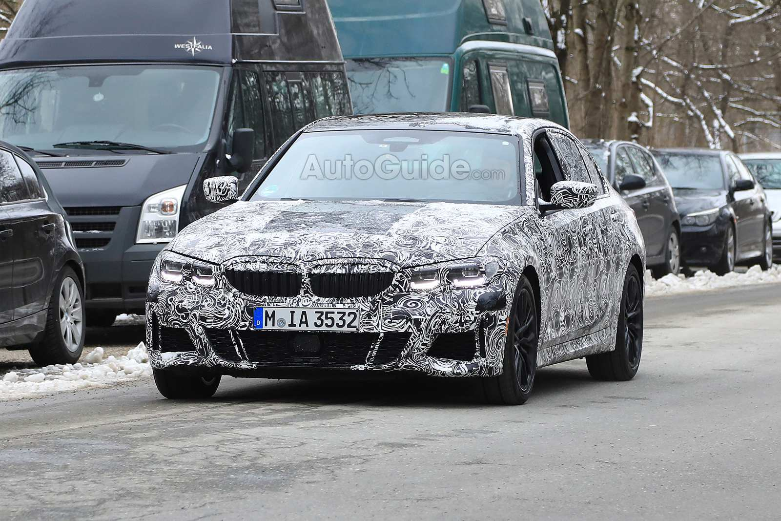 11 Best Spy Shots BMW 3 Series Concept