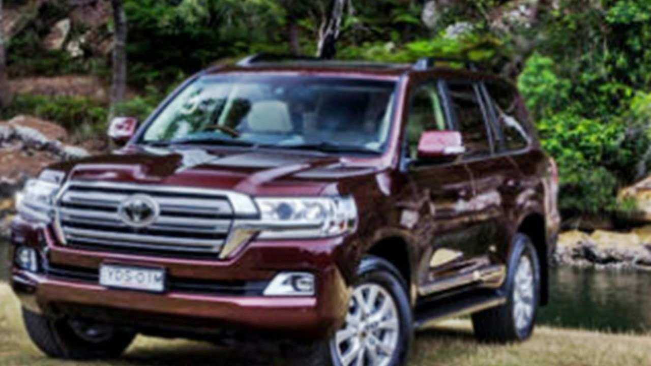 11 Best Toyota Land Cruiser V8 2019 Exterior And Interior