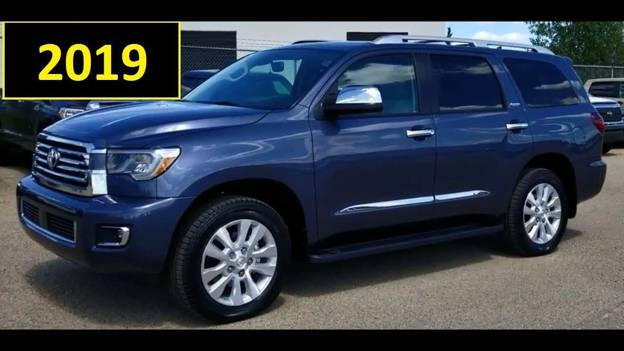 11 Best Toyota Sequoia 2019 Redesign First Drive