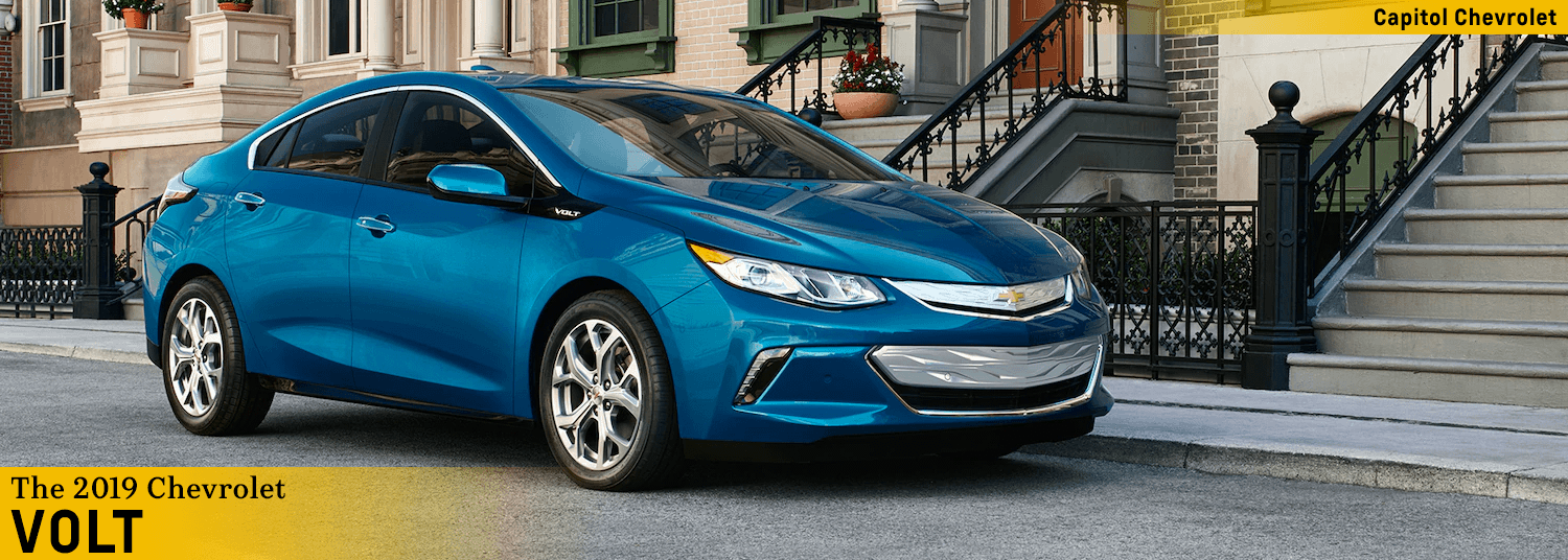 11 New 2019 Chevy Volt Picture