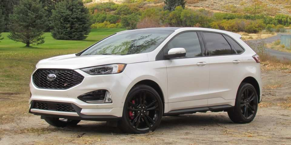 11 New 2019 Ford Edge Sport Release Date
