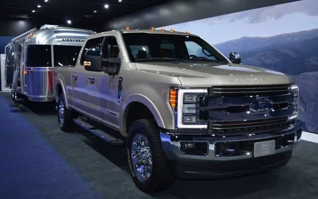 11 New 2019 Ford F250 Diesel Rumored Announced Redesign And Concept