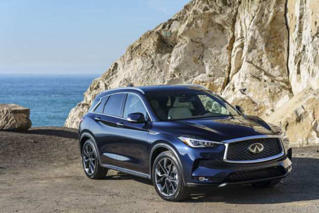 11 New 2019 Infiniti Commercial Rumors