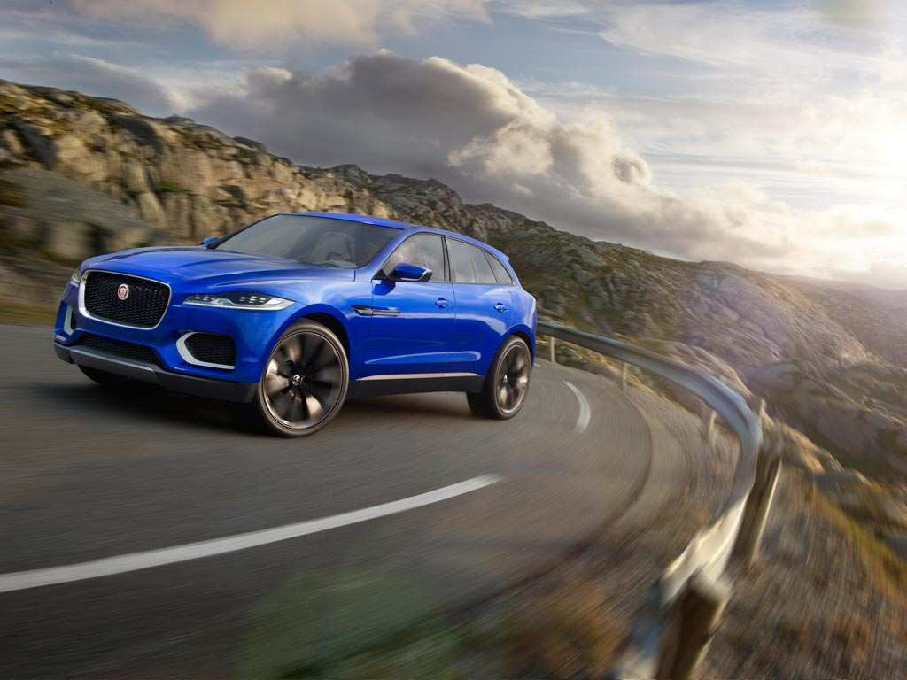 11 New 2019 Jaguar C X17 Crossover Model