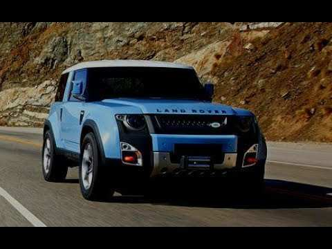 11 New 2019 Land Rover Defender First Drive