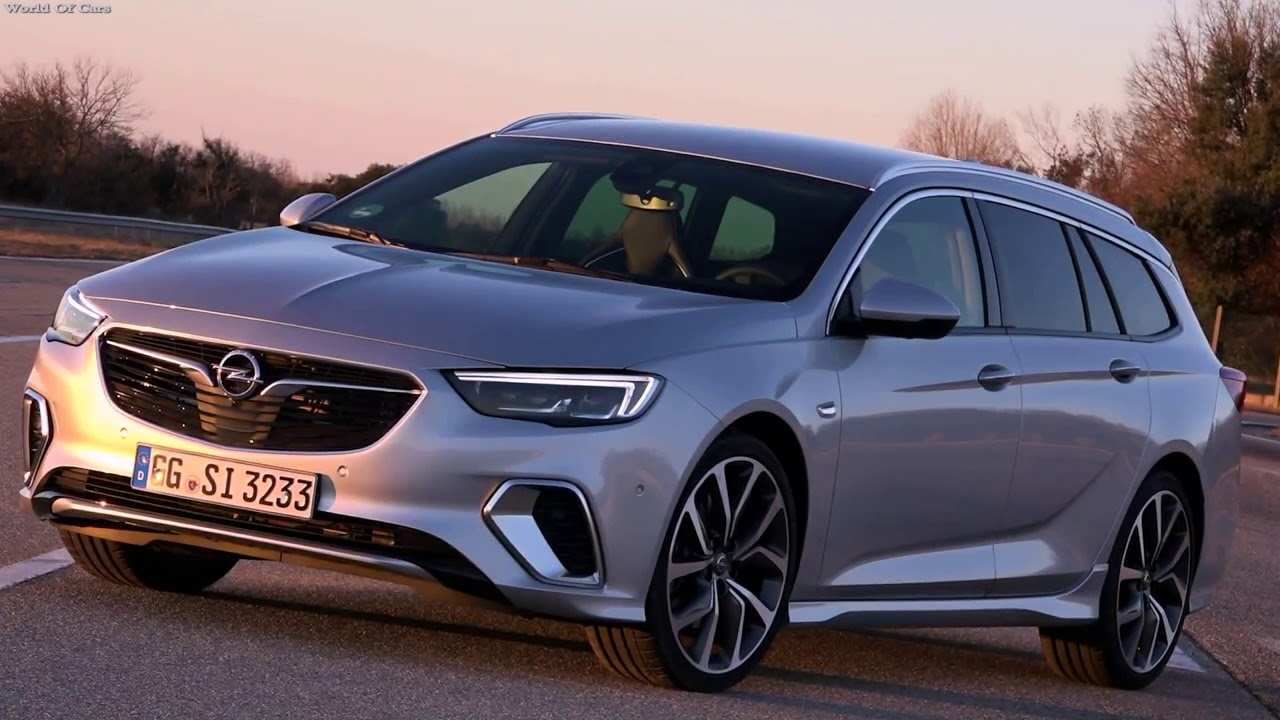 11 New 2019 New Opel Insignia Performance And New Engine