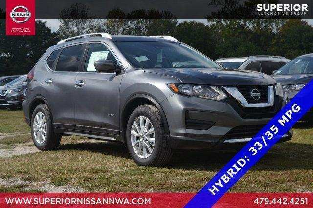 11 New 2019 Nissan Rogue Hybrid First Drive