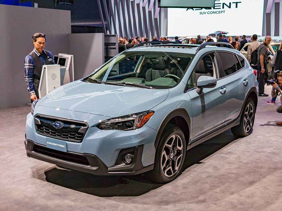11 New 2019 Subaru Crosstrek Kbb Spy Shoot