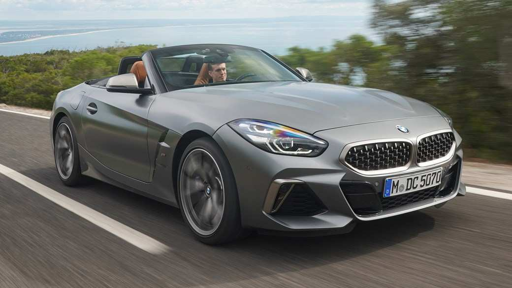 11 New 2020 BMW Z4 Roadster Research New