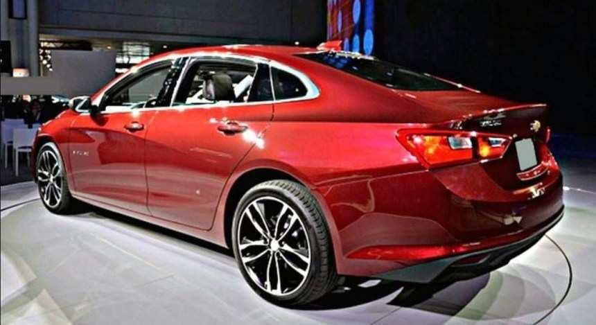 11 New 2020 Chevrolet Malibu Redesign And Concept
