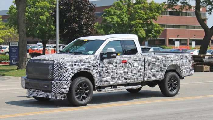 11 New 2020 Spy Shots Ford F350 Diesel Research New