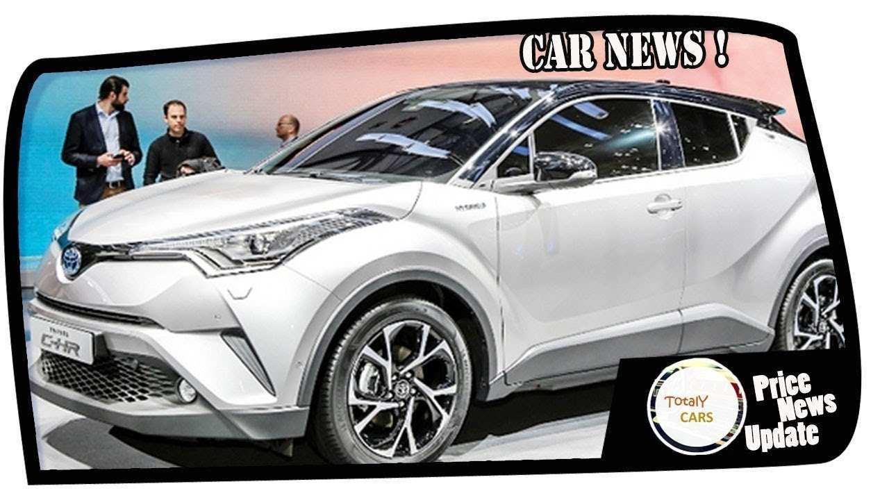11 New 2020 Toyota C Hr Compact Photos