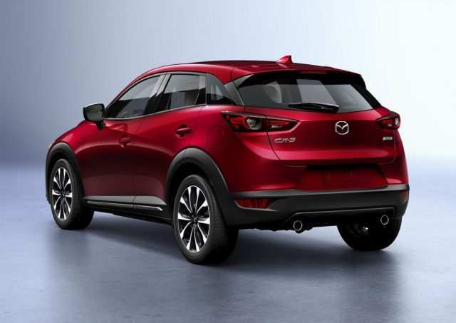 11 New Mazda Cx 3 Hybrid 2020 Picture