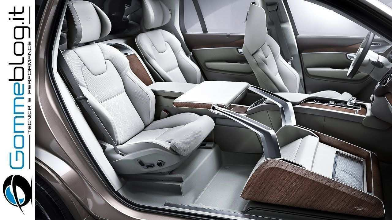 11 New Volvo Xc90 2019 Interior Images