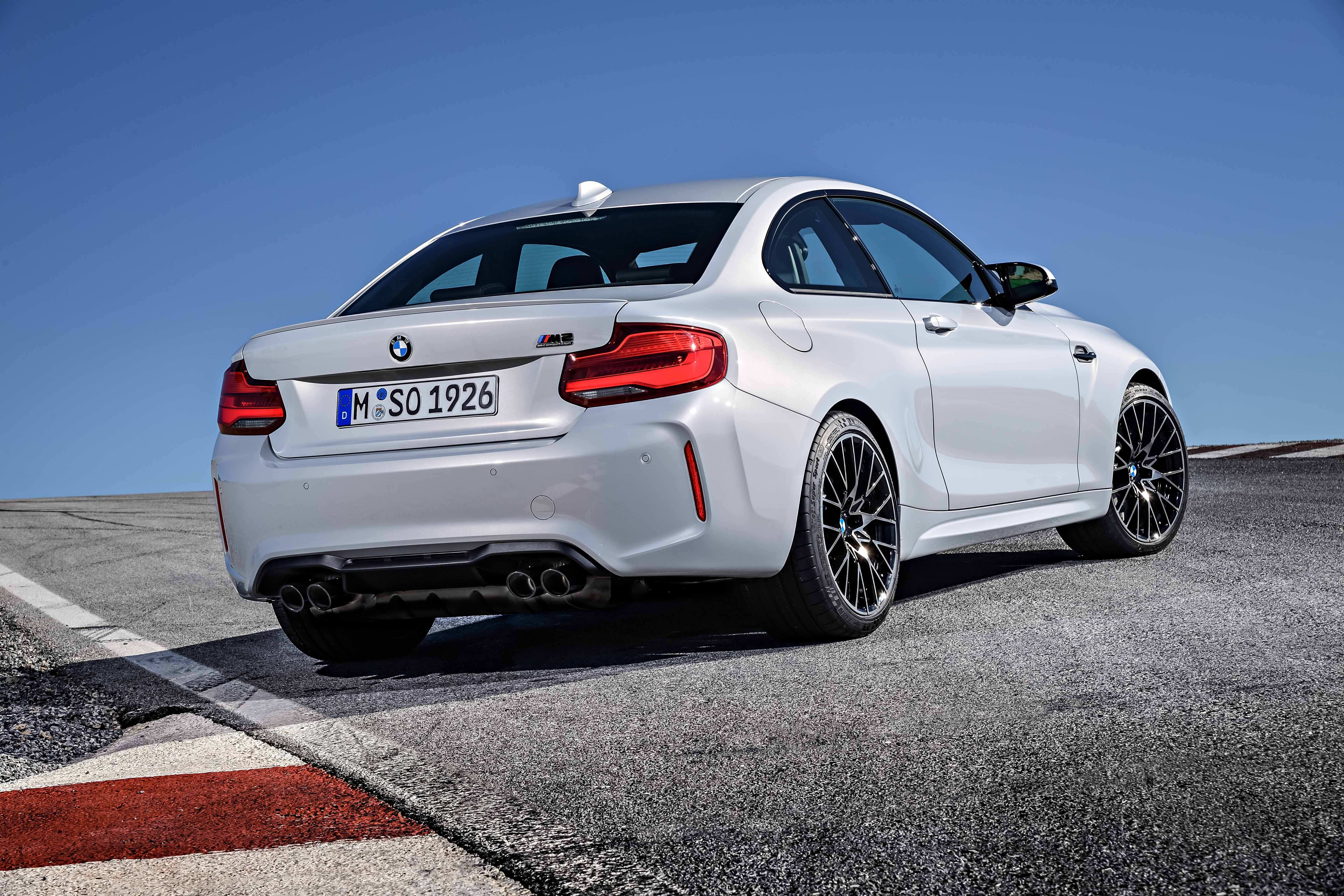 11 The 2019 BMW M2 Specs And Review
