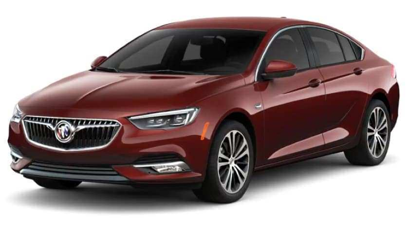 11 The 2019 Buick Regal Images