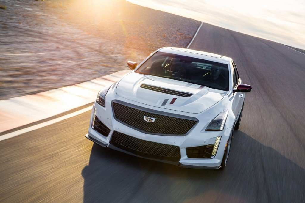 11 The 2019 Cadillac Cts V Wallpaper
