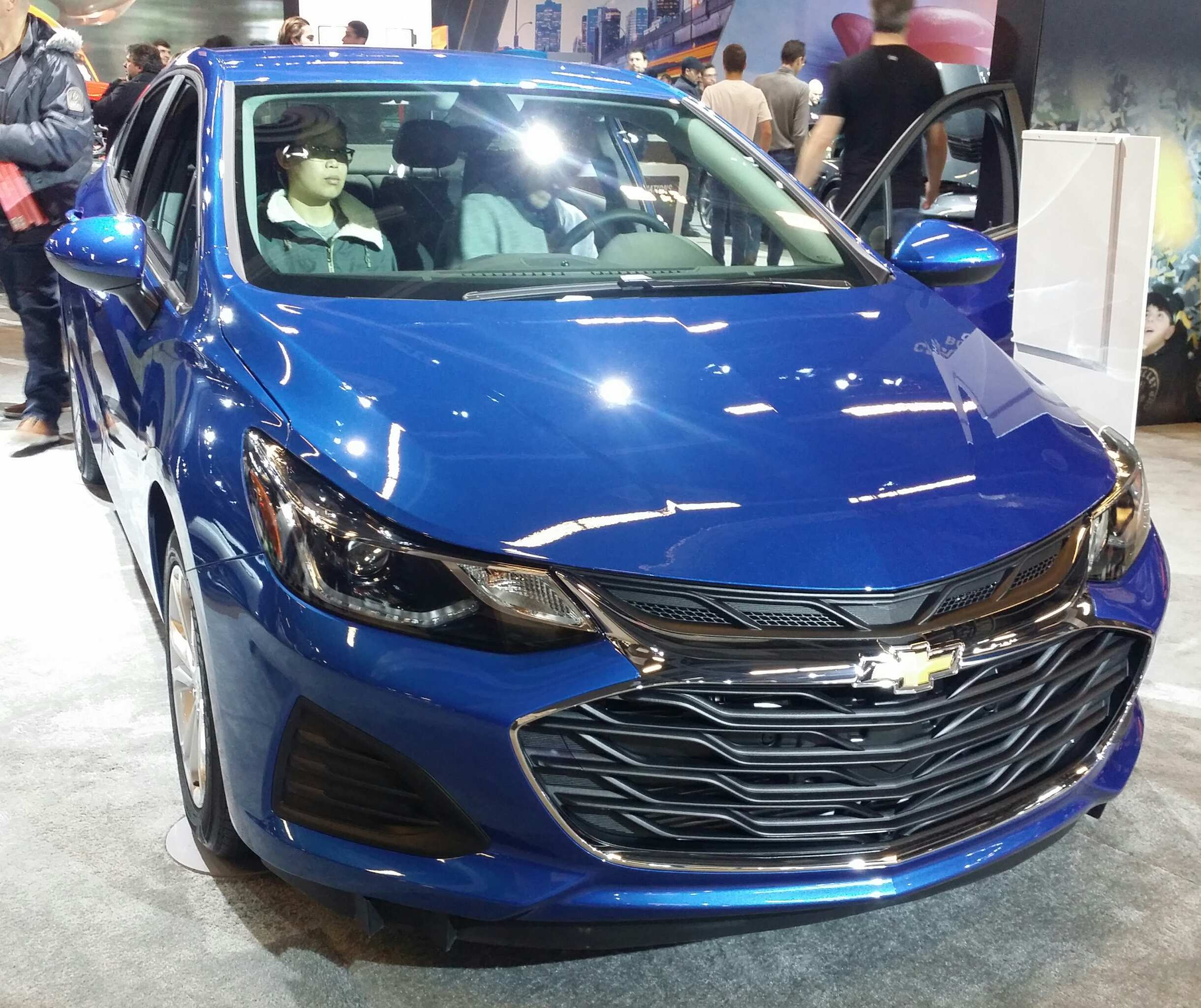 11 The 2019 Chevrolet Cruze Research New