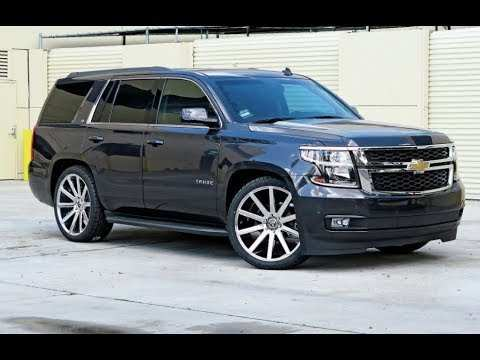 11 The 2019 Chevy Tahoe Ltz Review