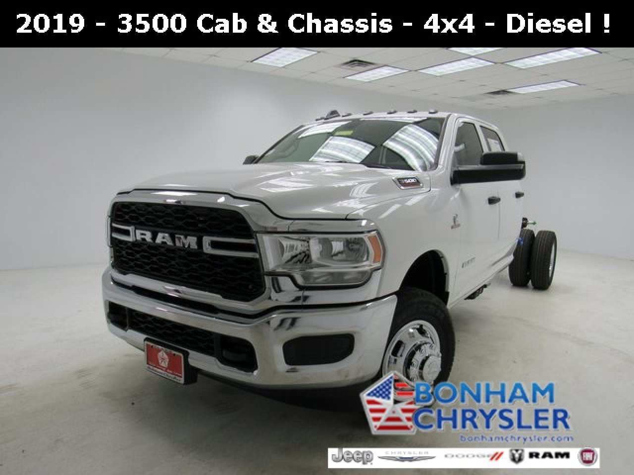 11 The 2019 Dodge Ram 3500 Exterior And Interior
