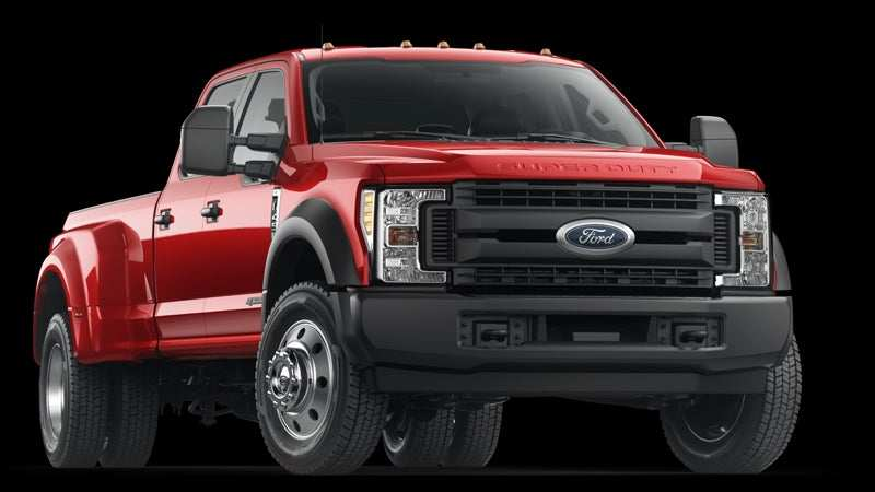11 The 2019 Ford F450 Super Duty New Model And Performance