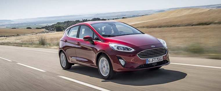 11 The 2019 Ford Fiesta Research New