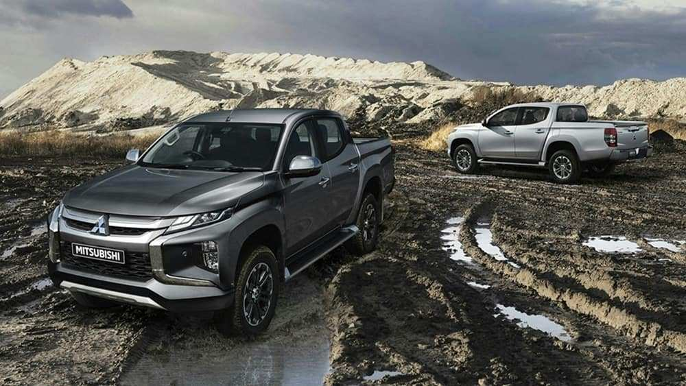 11 The 2019 Mitsubishi Triton Rumors