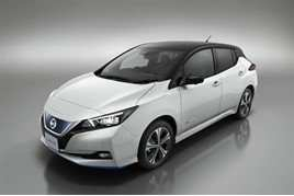 11 The 2019 Nissan Leaf Range Redesign And Concept