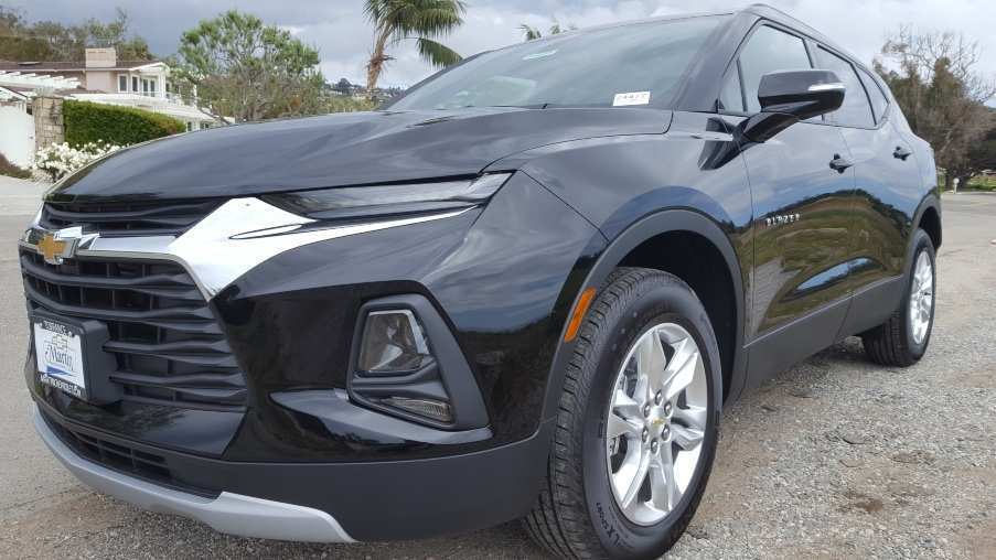 11 The 2019 The Chevy Blazer Research New
