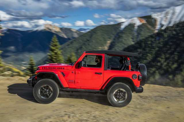 11 The 2019 Vs 2020 Jeep Wrangler Photos
