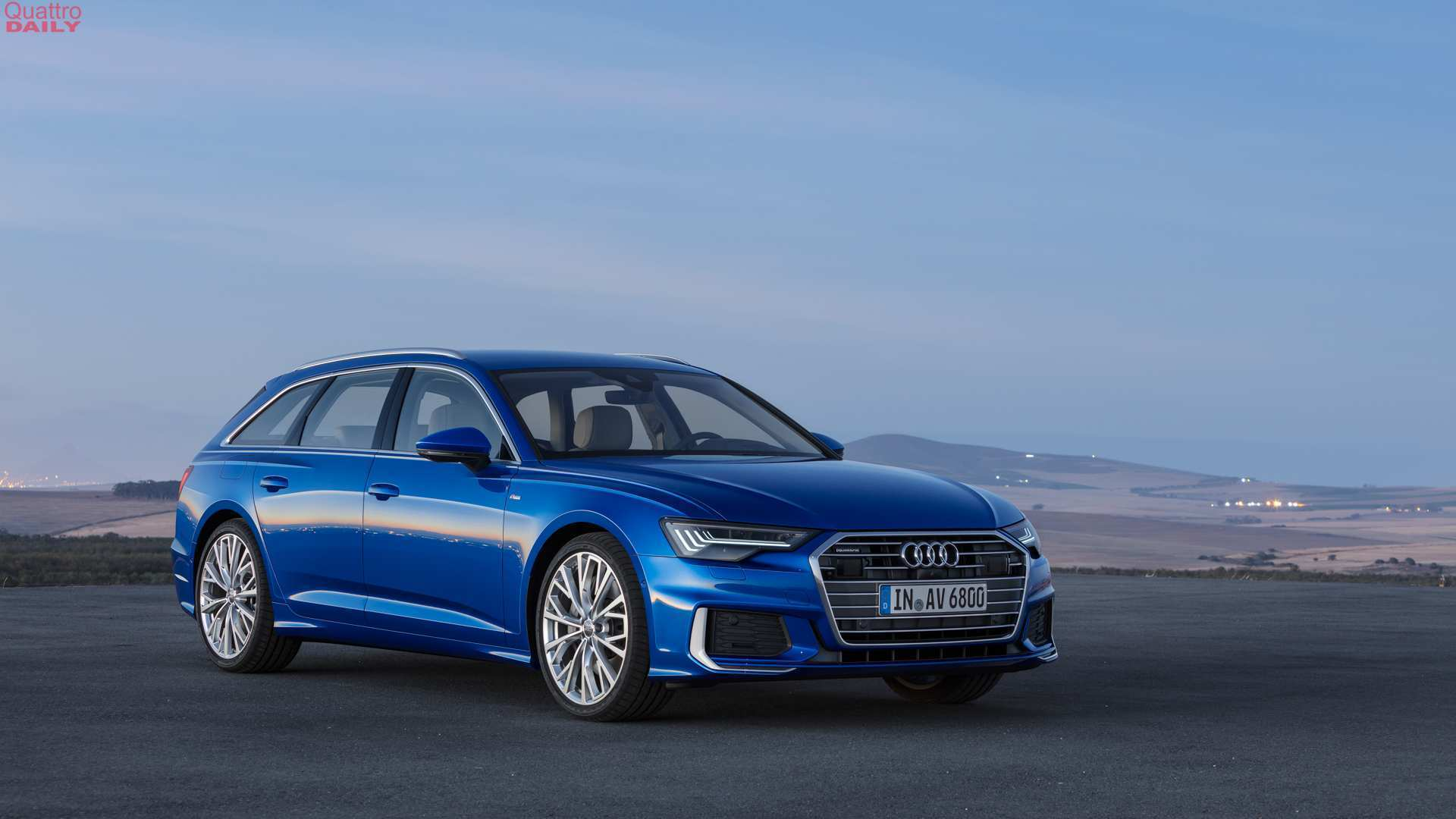 11 The 2020 Audi A6 Comes Redesign And Concept