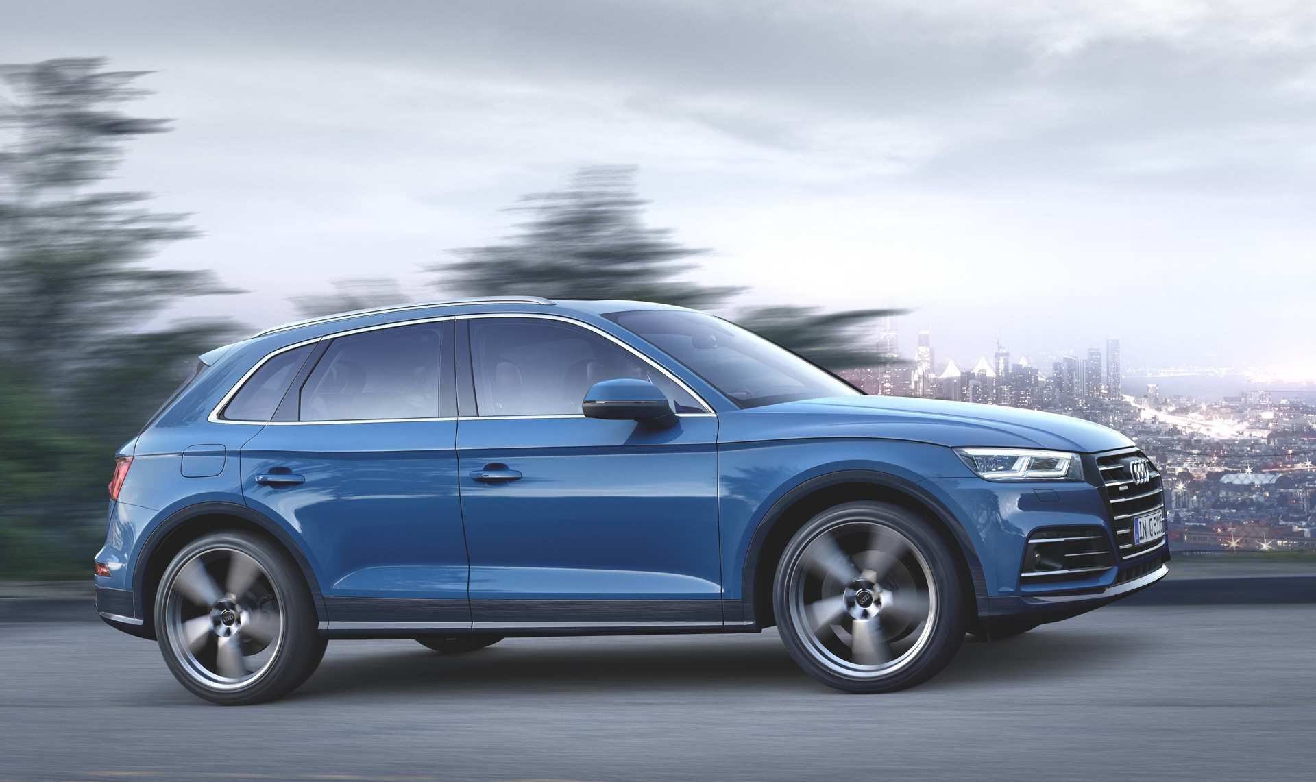11 The 2020 Audi Sq5 Photos