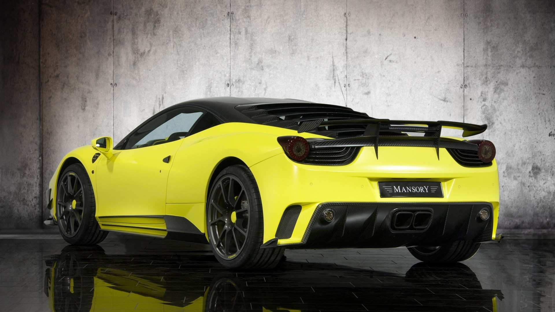 11 The 2020 Ferrari 458 Spider Performance