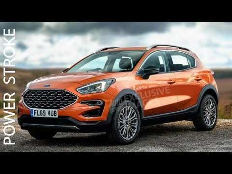 11 The 2020 Ford Ecosport Configurations