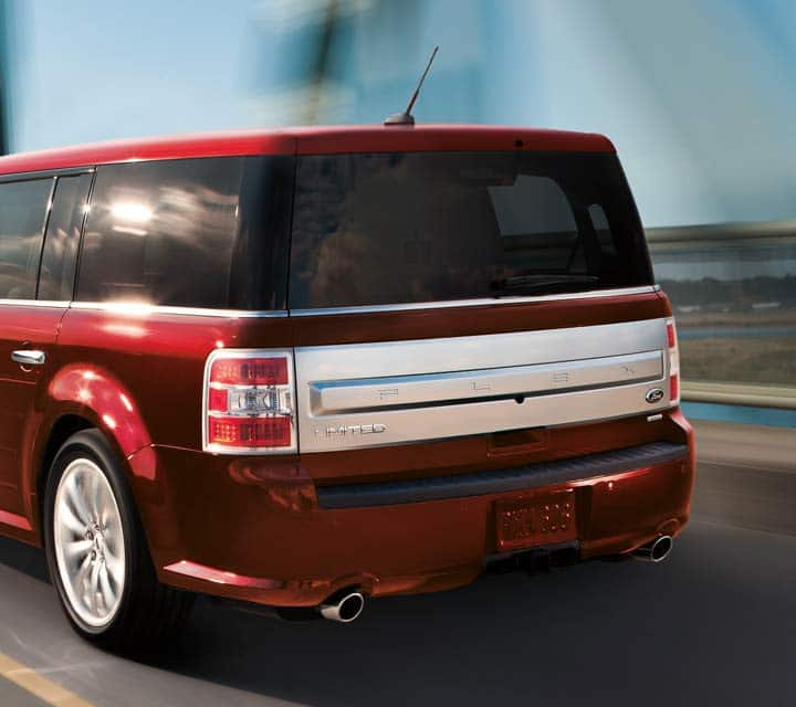 11 The 2020 Ford Flex Exterior And Interior